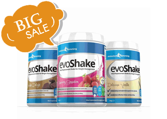 Evo Shakes Discount Offer