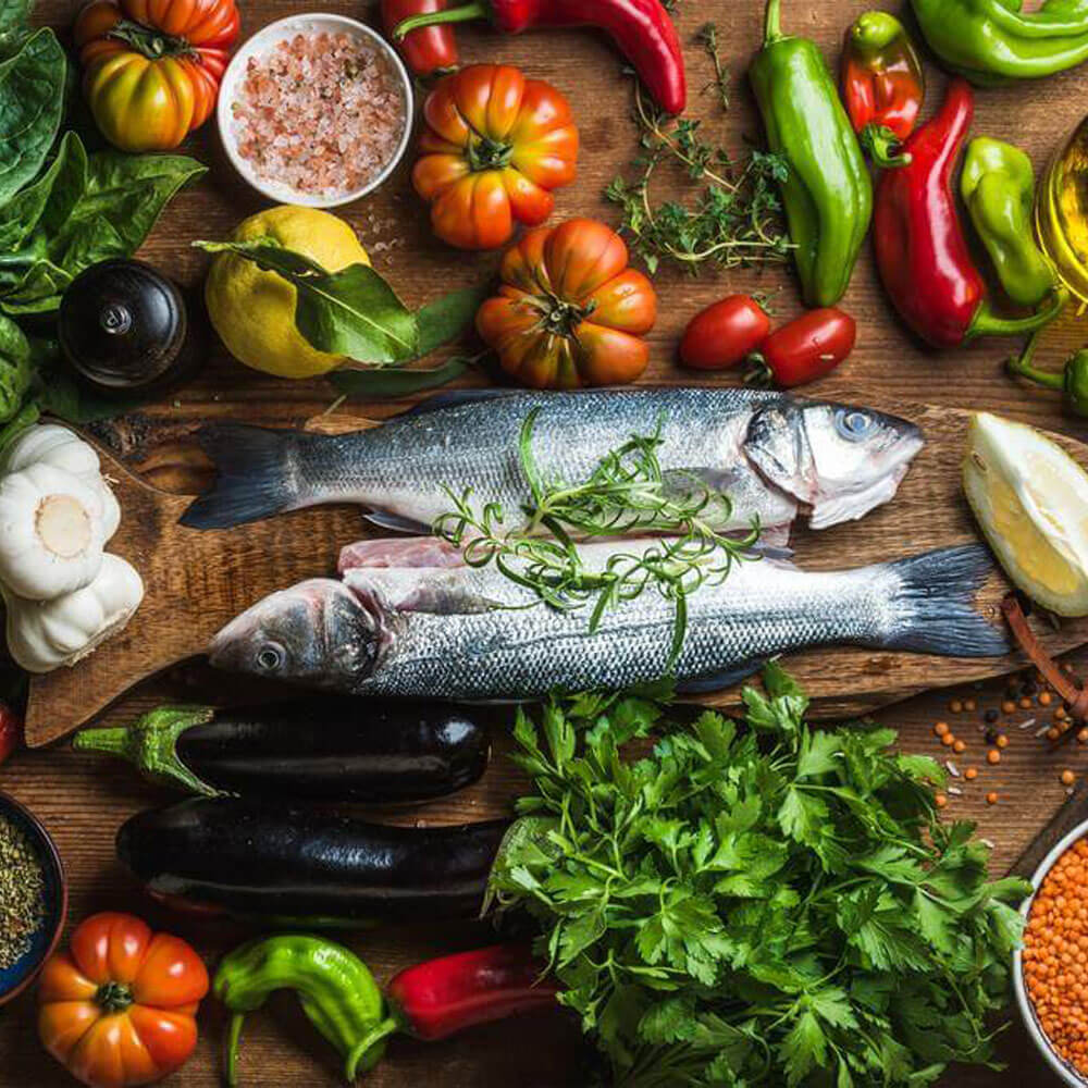 Modified Mediterranean Diet Plan