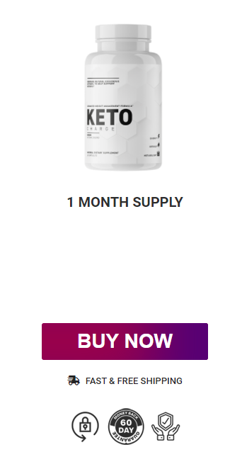 Buy Keto Charge Online at Discount Price
